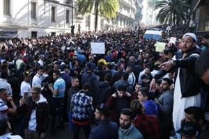 تظاهرات در الجزایر ادامه دارد