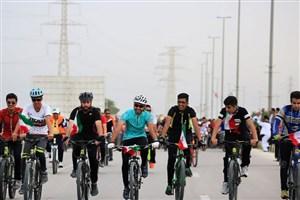 همایش بزرگ دوچرخه سواری؛ 17 اسفند