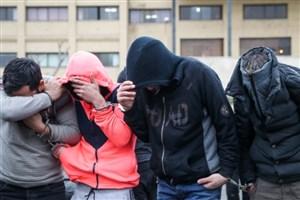 سارقان مغازههای بازار تهران دستگیر شدند