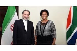 آفریقای جنوبی علیرغم همه محدودیت ها به حمایت از ایران ادامه می دهد