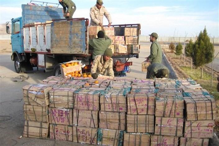 کشف یک میلیارد کالای قاچاق در پایتخت