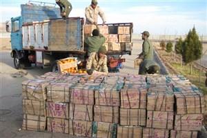 کشف 56 میلیارد کالای قاچاق و 2 تن و 800 کیلو مواد افیونی در هرمزگان