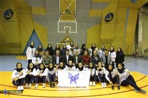 کامبک بانوان بسکتبالیست دانشگاه آزاد اسلامی با طعم قهرمانی/ 6 جام در ویترین ذخیره شد