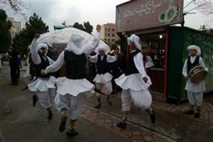 آغاز به کار جشنواره نوروزخوانی در منطقه 13