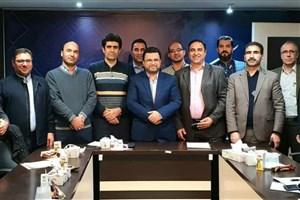 پست اینستاگرامی برمک بیات درمورد دوره های آموزشی باشگاه خبرنگاران دانشجویی ایران
