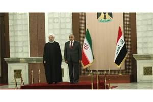 ایران و عراق ۵ سند همکاری مشترک امضا کردند
