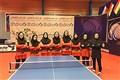 IAU Woman Table Tennis Team Ranks 3rd in Premier League
