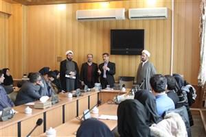 کارگاه مهارت افزایی اساتید در دانشگاه آزاد اسلامی کرج برگزار شد