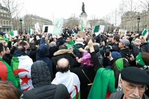 اعتراضات در الجزایر همچنان ادامه دارد