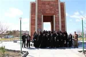 اعزام بیش از 160 نفراز دانشجویان واحد زاهدان به اردوی راهیان نور