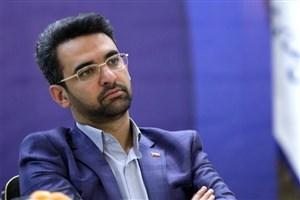 آذری جهرمی: ترخیص ۶۰۰ هزار گوشی مانده در گمرک به جلسه سران سه قوه ارجاع شد