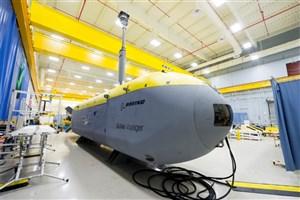 بوئینگ برای نیروی دریایی آمریکا زیردریایی رباتیک میسازد