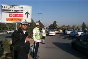 ترافیک سنگین در مسیر بهشت زهرا/درهای بهشت زهرا ۲۴ ساعته باز است