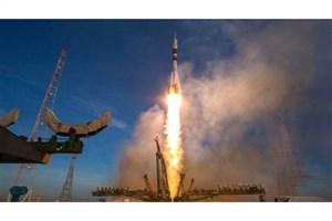 موشک سایوز با موفقیت به ایستگاه فضایی رسید