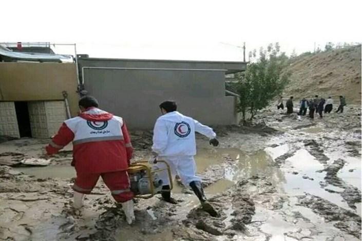 امدادرسانی  محور کوهستانی