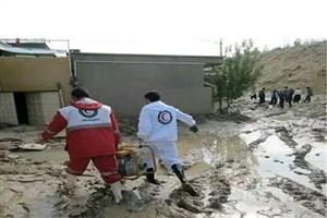 امدادرسانی در ۱۷محور کوهستانی/۸ استان درگیر برف و کولاک