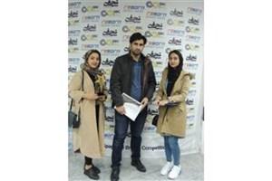 Tehransar SAMA College Team Shines in Spaghetti Bridge Competition