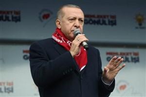واکنش رئیس جمهور ترکیه به مهاجم حملات نیوزیلند