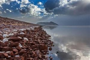 تراز دریاچه ارومیه 23 سانتی متر افزایش یافت