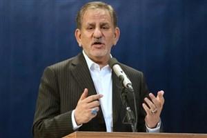 جهانگیری: آینده ایران در گرو توسعه علم است
