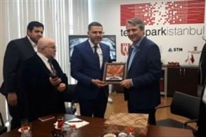 گسترش همکاریهای پارک علم و فناوری آذربایجان شرقی با تکنوپارکهای ترکیه