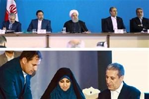 ۳۳ پروژه زیربنایی و اقتصادی در استان بوشهر افتتاح یا عملیات اجرایی آن آغاز شد
