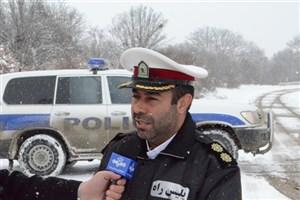 جاده های توسکستان و خوش ییلاق تا اطلاع ثانوی مسدود است