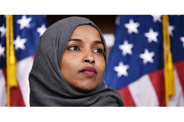 نماینده زن مسلمان آمریکا