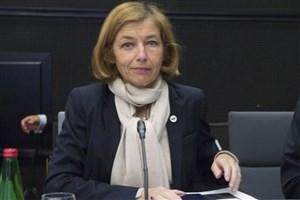 انتقاد وزیر دفاع فرانسه از آمریکا