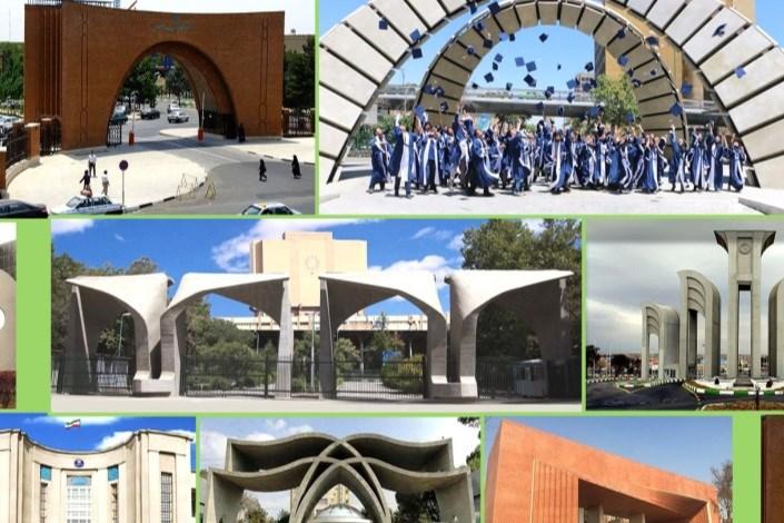 دانشگاه ها