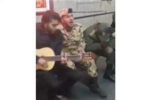 واکنش سردار کمالی به کلیپ آواز غمگین دو سرباز؛ محکم و استوار باش