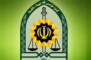 سردار جعفری فرمانده انتظامی هرمزگان شد