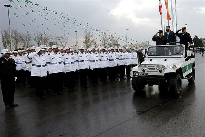 رزمایش فرماندهی تهران بزرگ