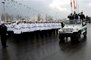 فعالیت 2300 گشت خودرویی، موتوری و پیاده در تهران بزرگ در نوروز