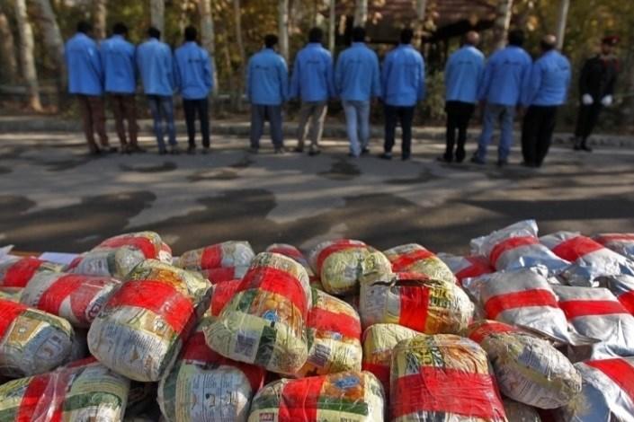 39 هزار درگیری مسلحانه علیه باندهای موادمخدر