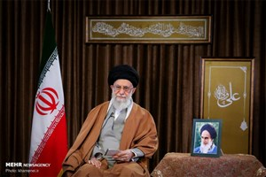 "Ayatollah Khamenei Calls for ""Boosting Production"""