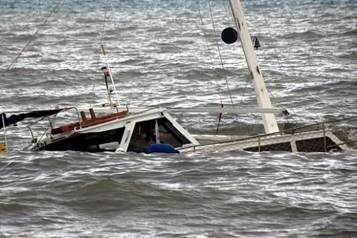 واژگونی قایق در  رود دجله