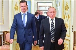 نامه پوتین به اسد فاش شد