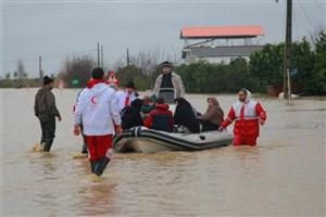 اسکان اضطراری ۲۷ هزار هموطن گرفتار در حوادث جوی