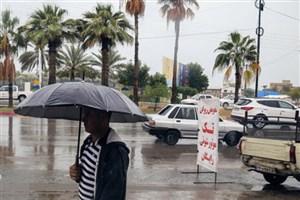 مسافران غرب کشور مراقب سامانه بارشی باشند