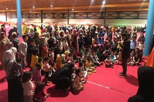 آغاز امداد فرهنگی کانون در مناطق سیلزده استان گلستان