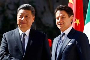 همکاری ایتالیا با چین در پروژه جاده ابریشم