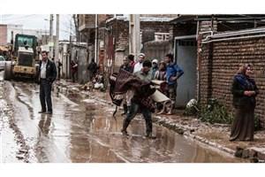 کاروان امدادی شهرداری تهران به مناطق سیلزده خراسان شمالی اعزام شد