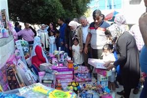 «عیدیا» در بهبهان برپا شد+عکس
