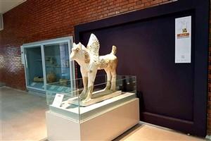 موزه هفتتپه با رنگوبوی موزه لوور پذیرای گردشگران نوروزی+عکس