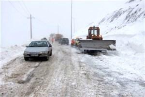 ممنوعیت تردد در ۲۵ محور مواصلاتی کشور به دلیل شرایط نامساعد جوی