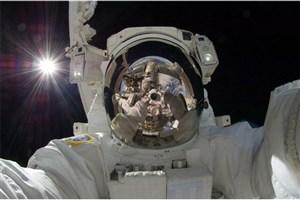 عکسهای سلفی در فضا