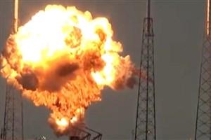 آتشسوزی خط لوله نفت درنزدیکی شهر شوش