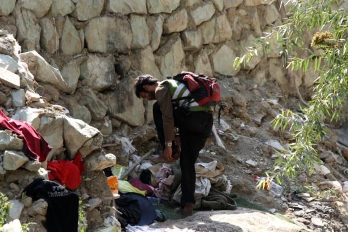 دستور معاون شهردار تهران برای اسکان موقت بیخانمانهای دره فرحزاد