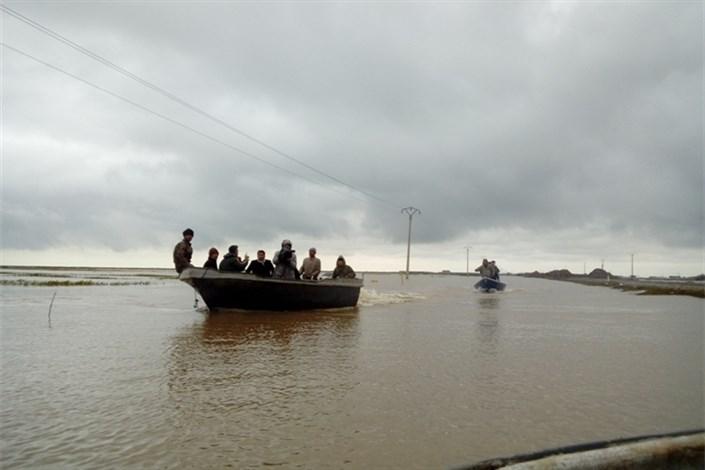 واژگونی قایق حامل نیروهای داوطلب